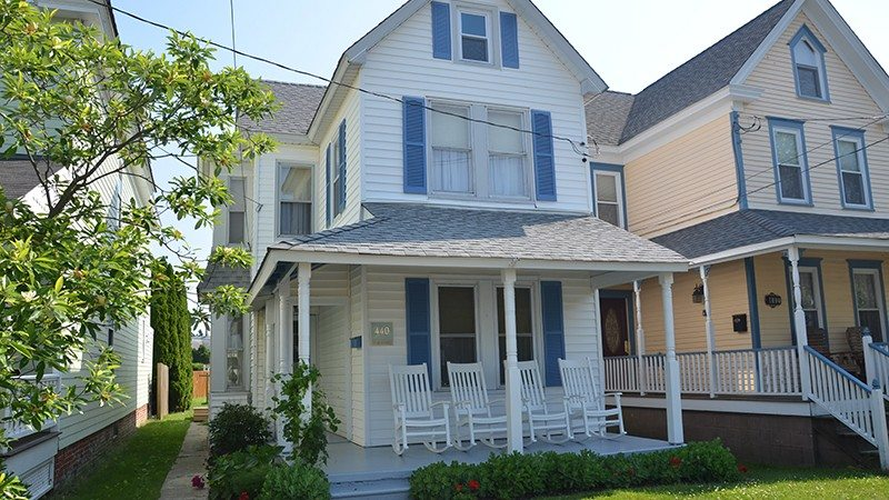 440 West Perry Street Cape May Rental