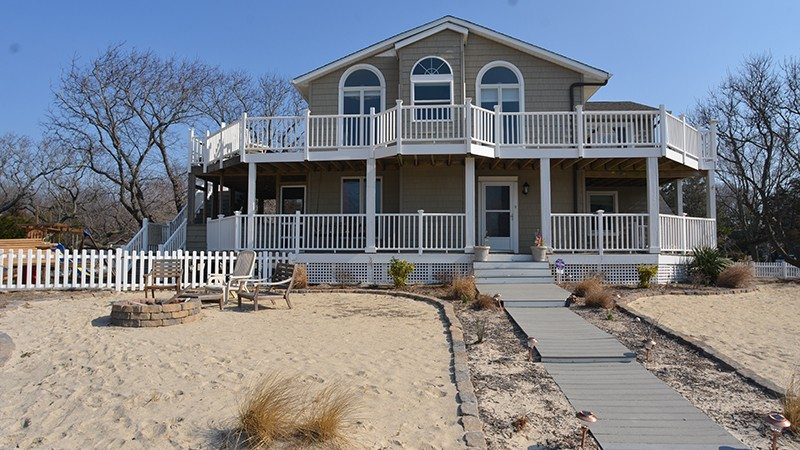2700 Shore Drive Cape May Beach Rental