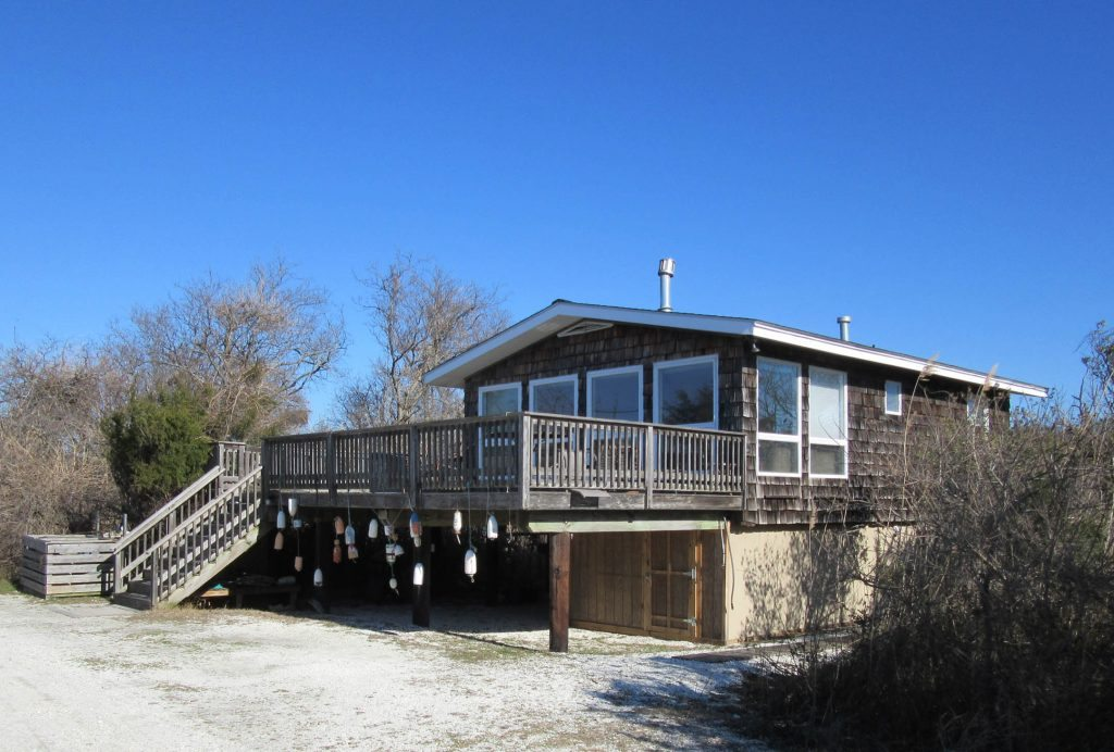 1 Gus S Beach Road Delaware Bay Cottage Cape May Rentals