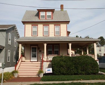 211 Grant Street Cape May Rental