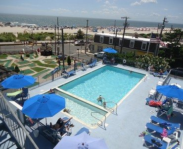 Tides Cape May Rental