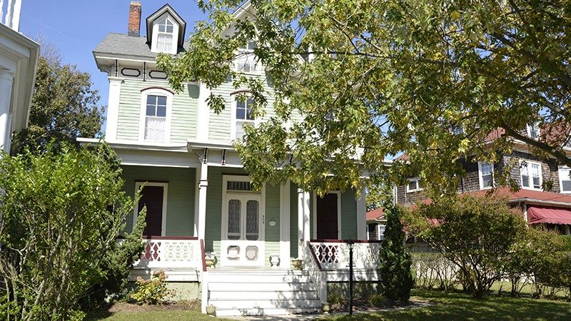 809 Kearney Avenue Cape May Rental