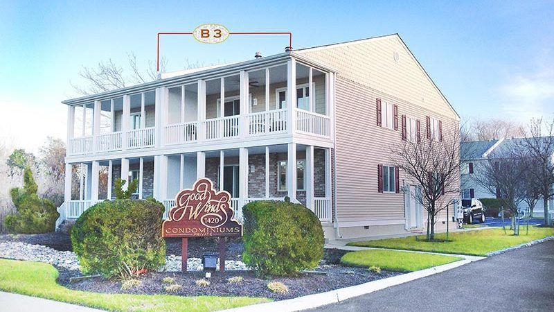 1420 Pennsylvania Ave Unit B3 Cape May