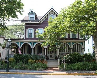 609 Columbia Avenue, John F. Craig House Cape May Rental