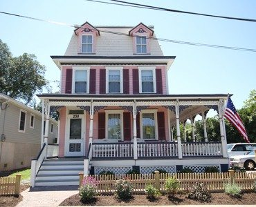 238 Perry Street Cape May Rental