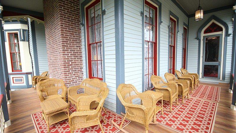 34 Gurney Street Cape May Rental