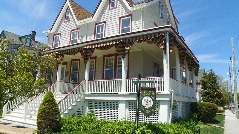 831 Stockton Avenue Unit 2 Cape May Rental
