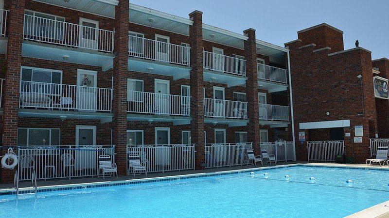 1520 New Jersey Avenue Cape Roc Unit 224 Cape May Rentals