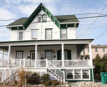 3 South Lafayette Street Cape May Rentals