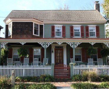 608 Franklin Street Cape May Rental