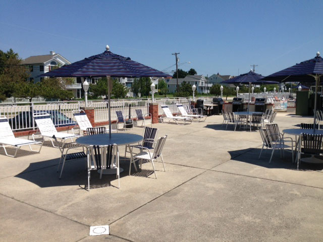 Outdoor Furniture Rental New Jersey cape may new jersey