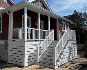 122 Eldredge Avenue West Cape May Rental